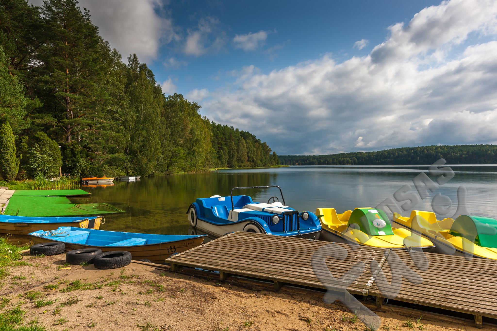 Przystań wodna – Beaver Tourist Wiele