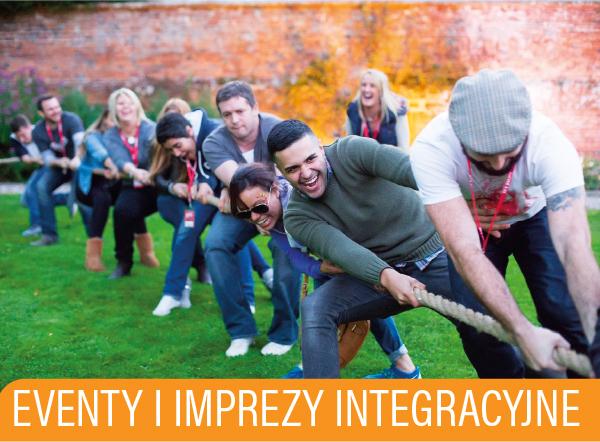 Eventy i Imprezy Integracyjne